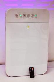 Oczyszczacz powietrza z filtrem fotokatalitycznym