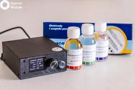 Akwarystyczny kontroler pH, pH-MARE 3.0 - zestaw